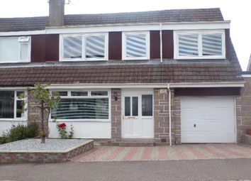 Thumbnail 4 bed semi-detached house to rent in Hopecroft Avenue, Bucksburn
