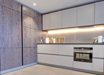Thumbnail 1 bed flat to rent in Riverside Walk, Battersea