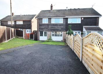 Thumbnail 3 bed semi-detached house for sale in Fortway Road, Brinsworth, Rotherham