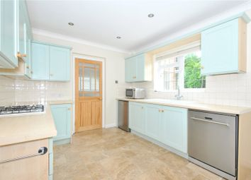Thumbnail 4 bed detached house to rent in Poplar Avenue, Windlesham, Surrey