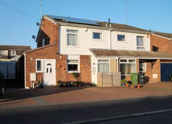 Thumbnail Semi-detached house for sale in Derwent Grove, Alfreton