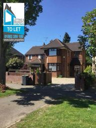 Thumbnail 3 bedroom detached house to rent in New Bedford Road, Luton