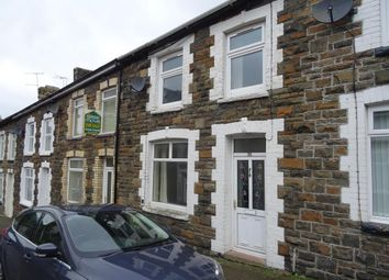 Thumbnail 3 bed terraced house to rent in Herbert Street, Blaengarw, Bridgend