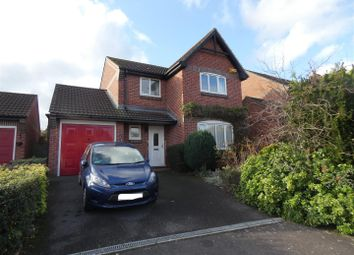 Thumbnail 3 bed detached house for sale in Old Station Gardens, Henstridge, Templecombe