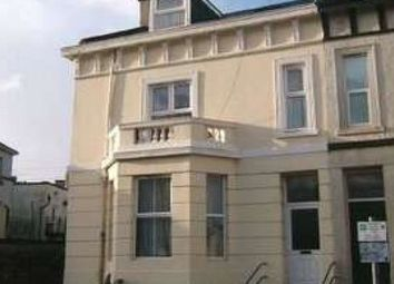 Thumbnail 2 bed flat to rent in Moor View Terrace, Mutley, Plymouth