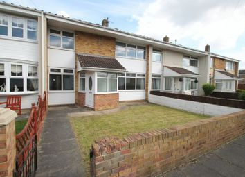 Thumbnail 2 bed terraced house for sale in Turner Walk, Hartlepool