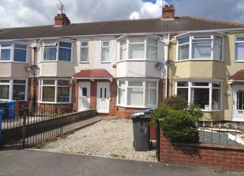 3 bed terraced house for sale in Silverdale Road, Hull HU6