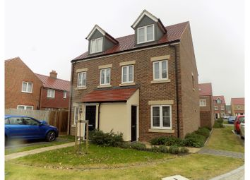 Thumbnail 3 bed semi-detached house for sale in Nutmeg Crescent, Sittingbourne