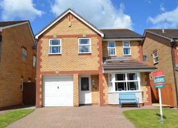 Thumbnail 4 bed detached house for sale in Nightingale Lawns, Cullompton