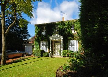 Thumbnail 4 bed detached house to rent in Coombe House Chase, Coombe