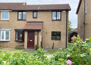 Thumbnail 2 bed terraced house for sale in Humsford Grove, Eastfield Glade, Cramlington