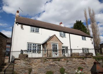 Thumbnail 4 bed farmhouse for sale in Dunston Road, Chesterfield