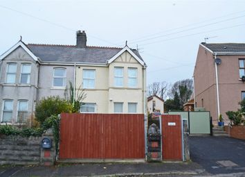 Thumbnail 3 bed semi-detached house for sale in Springfield Terrace, Burry Port, Carmarthenshire