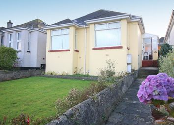 Thumbnail 3 bedroom detached bungalow for sale in North Road, Saltash