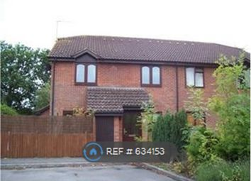 Thumbnail 2 bed terraced house to rent in Petersfield Close, Basingstoke