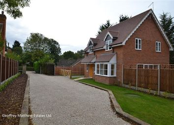 Thumbnail 4 bed detached house for sale in Jeans Yardling, Tye Green Village, Harlow