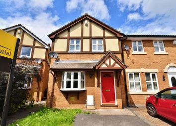 Thumbnail 3 bedroom semi-detached house for sale in Havenscroft Avenue, Eccles, Manchester