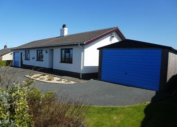 Thumbnail 2 bed bungalow for sale in Plwmp, Llandysul