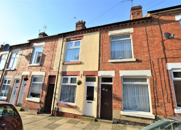 Thumbnail 2 bedroom terraced house to rent in Fleetwood Road, Clarendon Park, Leicester