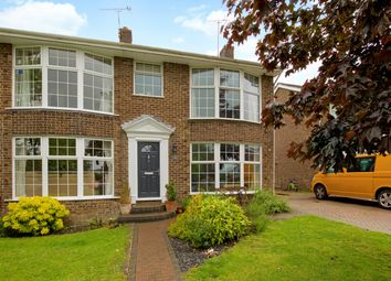 Thumbnail 3 bed semi-detached house for sale in Christie Avenue, Ringmer