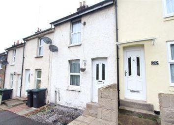 Thumbnail 2 bedroom terraced house to rent in Railway Street, Northfleet, Gravesend, Kent