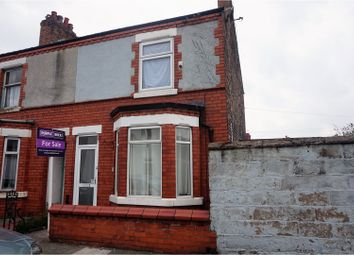 Thumbnail 3 bed semi-detached house for sale in Park Street, Northwich