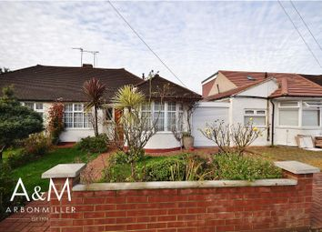 Thumbnail 2 bed semi-detached bungalow for sale in Strafford Avenue, Clayhall, Ilford