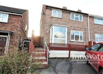 Thumbnail 3 bed semi-detached house to rent in Hawfield Road, Tividale, Oldbury