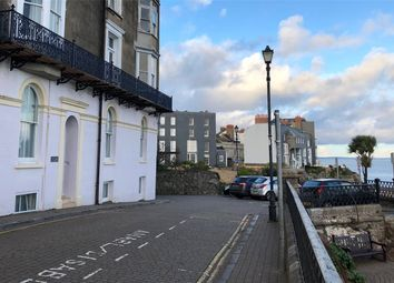 Thumbnail 2 bed flat for sale in Scarborough House, The Paragon, Tenby, Pembrokeshire