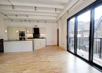 Thumbnail 2 bedroom flat to rent in The Bourne, Foundry Court, Gogmore Lane, Chertsey, Surrey