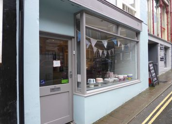 Thumbnail Retail premises for sale in Fore Street, Ilfracombe, Devon