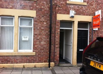 Thumbnail 2 bed flat to rent in Ancrum Street, Newcastle Upon Tyne