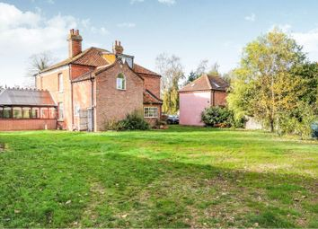 Thumbnail 5 bed detached house for sale in The Common, Botesdale, Diss