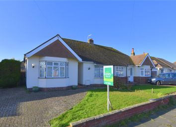 Thumbnail 2 bed bungalow for sale in Greet Road, Lancing, West Sussex