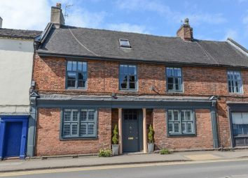 Thumbnail 4 bed property for sale in Castle Street, Eccleshall, Stafford