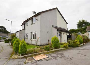 Thumbnail 1 bed semi-detached house for sale in Little Oaks, Penryn