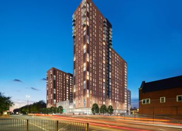 Thumbnail 3 bed flat for sale in Regent Plaza Apartments, Regent Road, Manchester