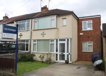 Thumbnail 3 bed end terrace house for sale in Oakleigh Rd, Hillingdon, Middlesex