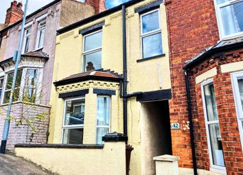 Thumbnail 4 bed semi-detached house for sale in Horton Street, Lincoln