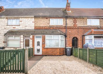 Thumbnail 3 bed terraced house for sale in Rotherby Avenue, Leicester