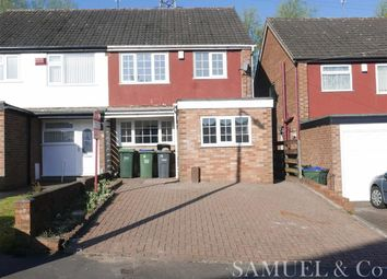 Thumbnail 3 bed semi-detached house to rent in Ardav Road, West Bromwich