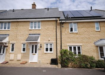 Thumbnail 2 bedroom terraced house to rent in The Oaks, Carterton
