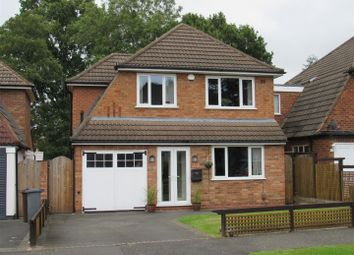 Thumbnail 4 bed detached house for sale in St. Gerards Road, Shirley, Solihull