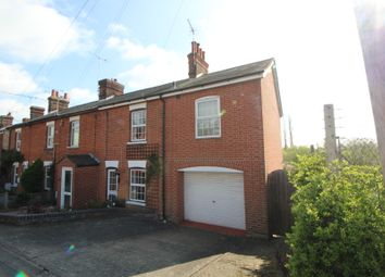 Thumbnail 2 bed end terrace house to rent in Colchester Road, Lawford, Manningtree