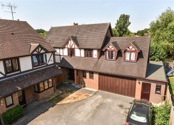 Thumbnail 4 bed detached house for sale in Holm Grove, Hillingdon, Middlesex