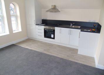 Thumbnail 1 bedroom flat to rent in Flat 3, High St, Alfreton