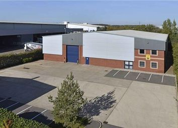 Thumbnail Light industrial to let in Unit 5, Euro Court, Wakefield Europort, Normanton, West Yorkshire