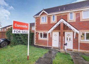 Thumbnail 2 bed semi-detached house for sale in Sunningdale Drive, Warmley, Bristol
