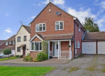 Thumbnail 4 bed link-detached house for sale in Copper Tree Court, Loose, Maidstone, Kent