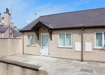 Thumbnail 1 bed semi-detached bungalow for sale in St. Cybi Street, Holyhead, Anglesey